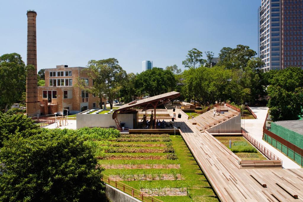 Praça Victor Civita