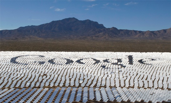 Google 100% energia renovável