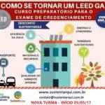 Curso online: Como se tornar um LEED GA