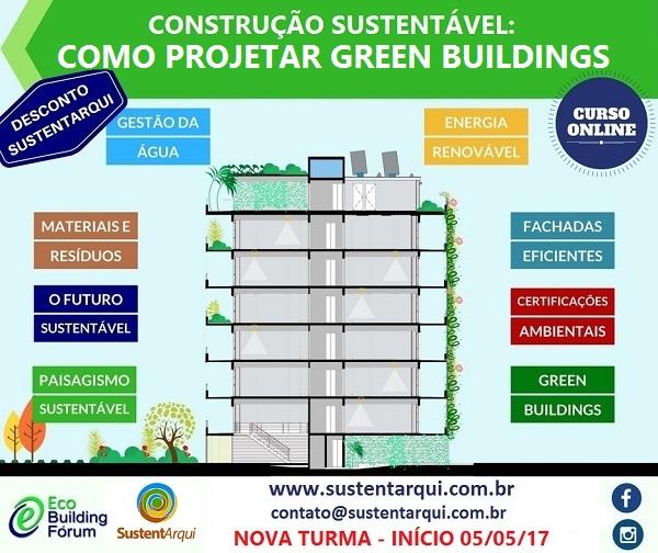 Curso Construção Sustentável