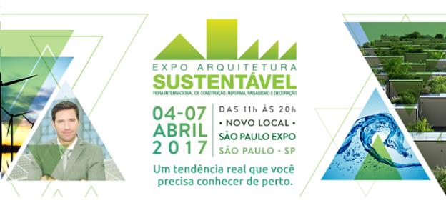 xpo Arquitetura Sustentável 2017