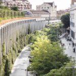Rambla de Sants: Jardim suspenso em Barcelona