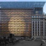 Cobertura fotovoltaica é um dos destaques da nova sede da EU