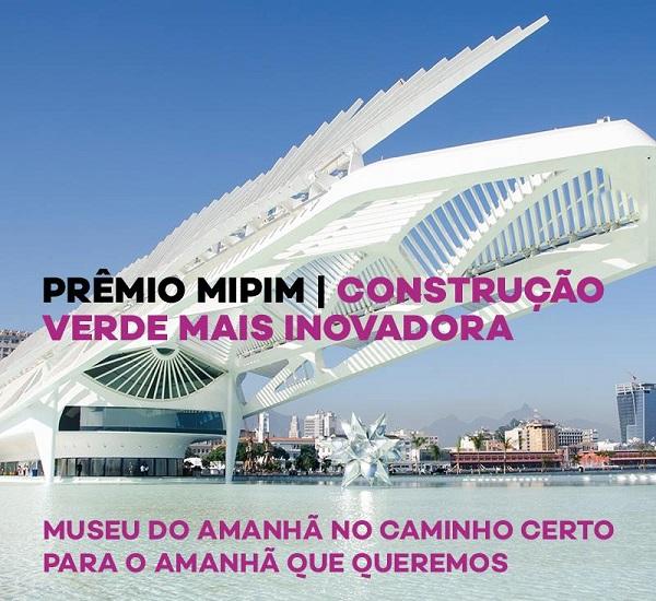 museu do amanhã é premiado