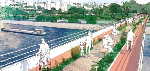 projetos urbanos sustentáveis