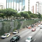 Corredor verde da Avenida 23 de Maio foi inaugurado na capital paulista