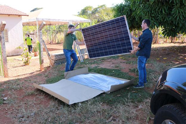 Equipamentos de energia solar serão isentos de ICMS em Goiás