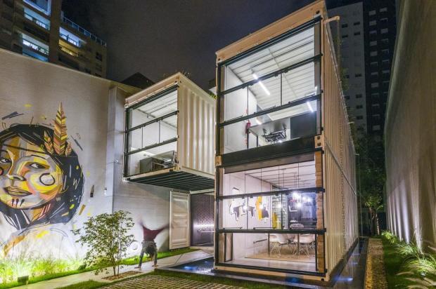 Construção em Container em Itajaí recebe prêmio internacional