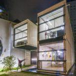 Construção em Container em Itajaí recebe prêmio internacional de arquitetura