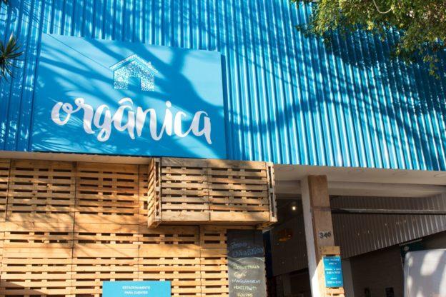 Supermercado orgânico