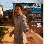"""ONG TETO lança campanha """"Vamos transformar a nossa cidade"""""""