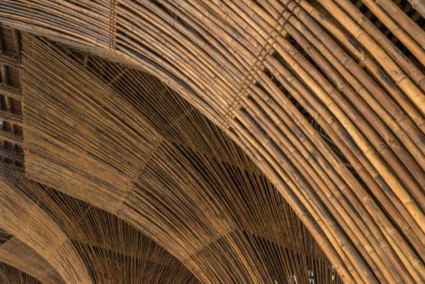 Restaurante em Bambu