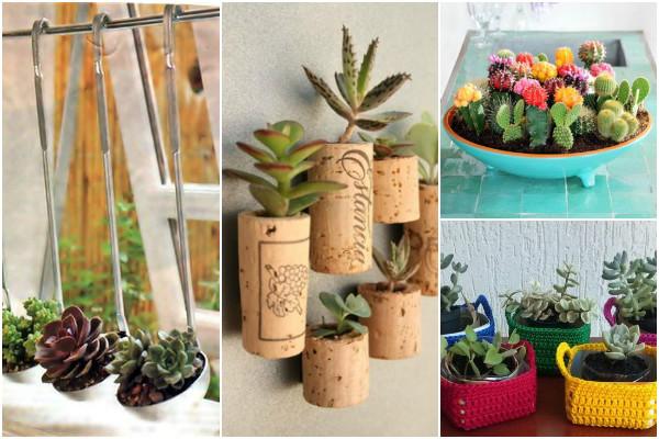 cultivar pequenos jardins