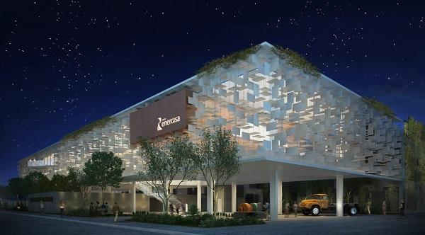 nova sede da energisa arquitetura sustentável