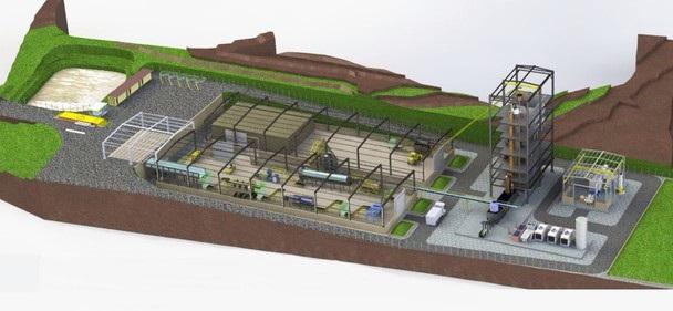 Primeira usina de lixo sem incineração do Brasil ficará em MG