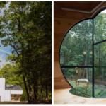 Ex of In House: Uma casa escultórica autossuficiente em energia