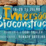 Imersão de Bioconstrução no Cerrado –  1ª Edição