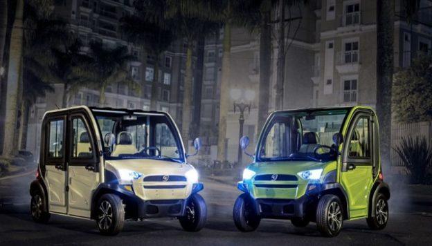 carros elétricos com preço de popular serão vendidos em breve por uma empresa paranaense.