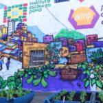 Horta na Laje:  Projeto incentiva produção sustentável de alimentos em Paraisópolis