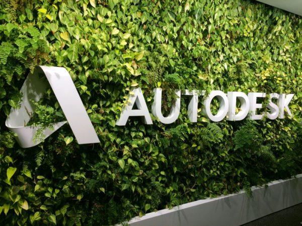 jardins verticais em escritórios