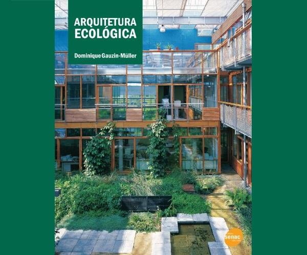 Livro - Arquitetura Ecológica