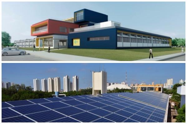 Certificação Zero Energy Building