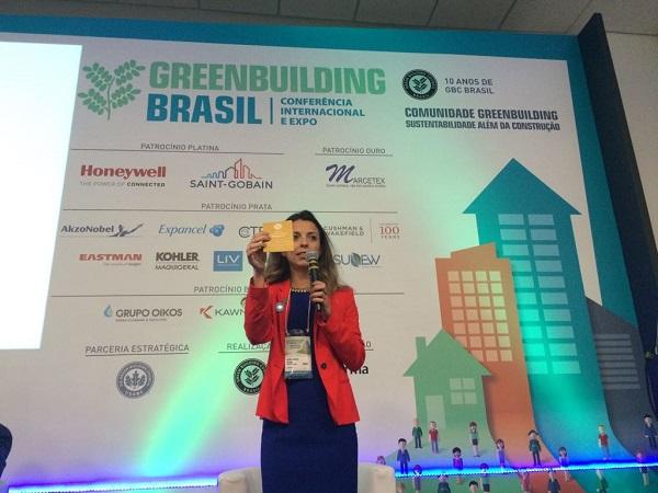Crescimento do mercado da construção verde