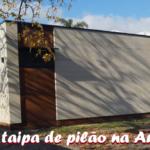 Uso da taipa de pilão na Austrália e as diferenças para o método tradicional