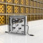 Blocos de vidro que geram energia solar e se integram à edificação