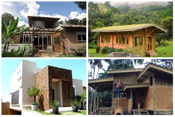 casas sustentáveis no brasil