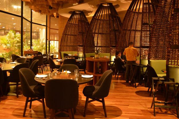 Primeiro restaurante certificado FSC no mundo