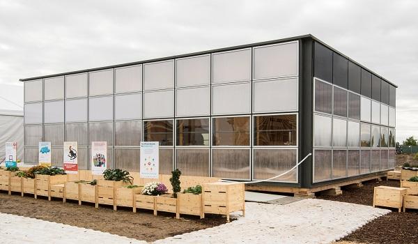 A equipe suíça ganhou o primeiro lugar na competição de arquitetura sustentável Solar Decathlon 2017