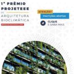 1º Prêmio Projeteee de arquitetura bioclimática