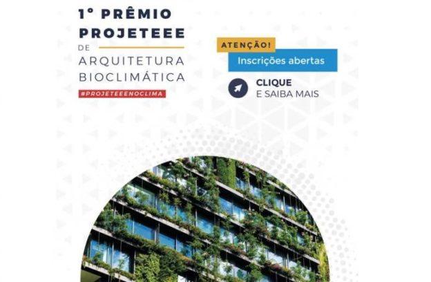 Prêmio Projeteee de arquitetura bioclimática
