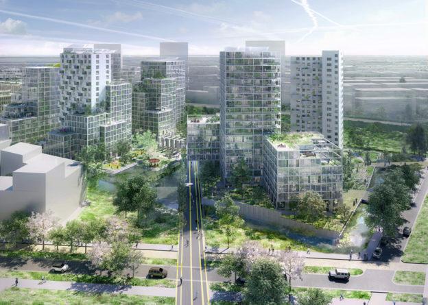 prisão em amsterdã prédios sustentáveis