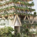 Edifício verde em São paulo terá estrutura de madeira de reflorestamento certificada