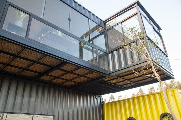 Como ter uma casa em container