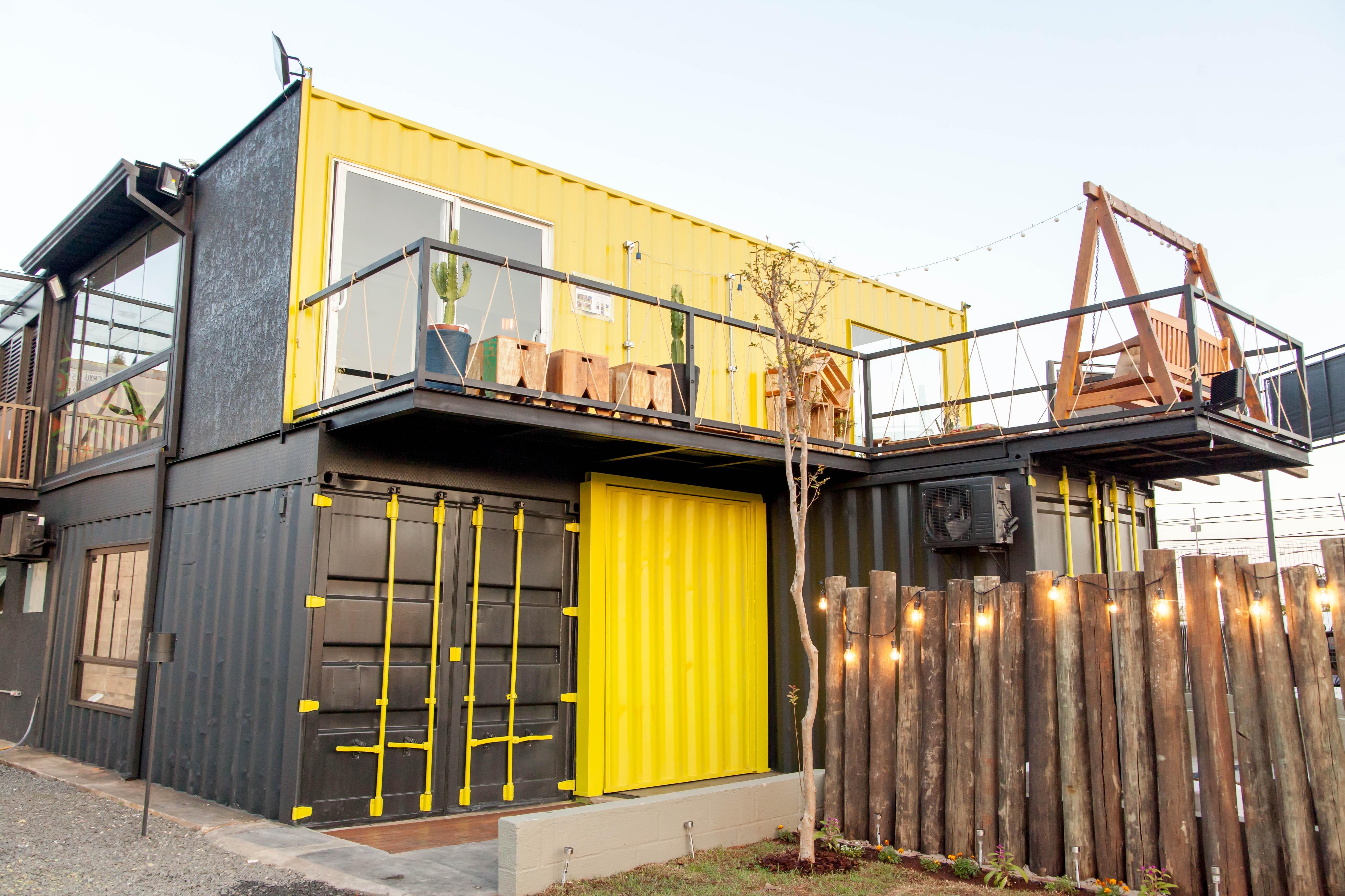 Como ter uma casa em container em seis etapas sustentarqui for Container en