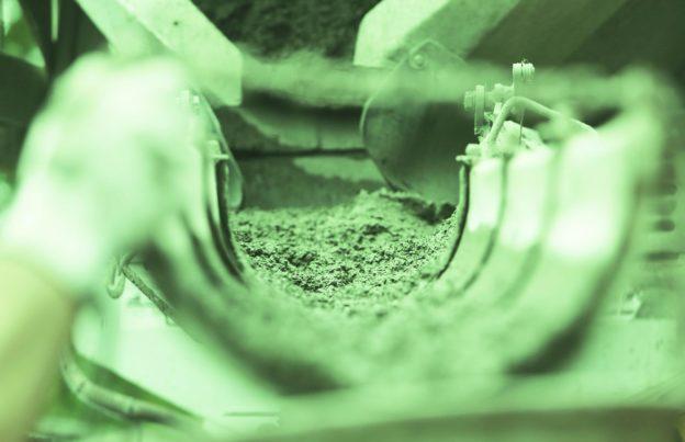 cimento verde