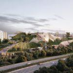 ECOTONE: projeto da Triptyque é premiado em competição internacional de planejamento urbano