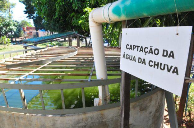 Lei de incentivo ao aproveitamento de águas das chuvas