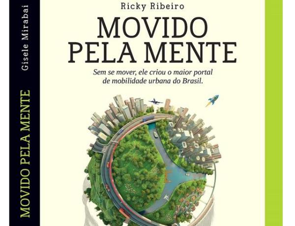 livro Movido pela Mente