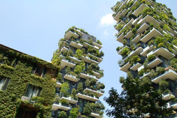 edifícios sustentáveis são preferência