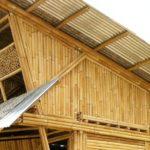 Abrigos de bambu promovem transformação social em Bali