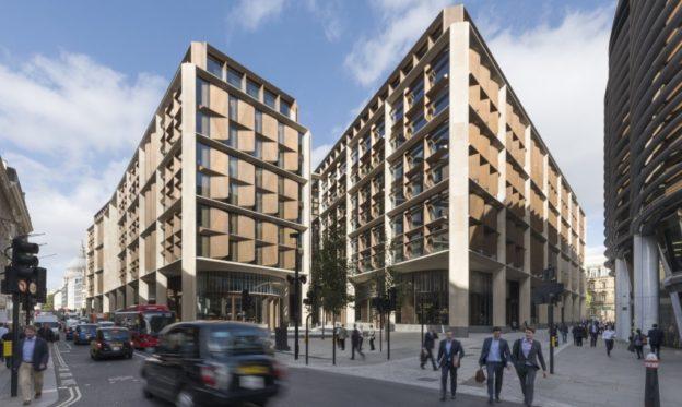 prédio de escritórios mais sustentável do mundo