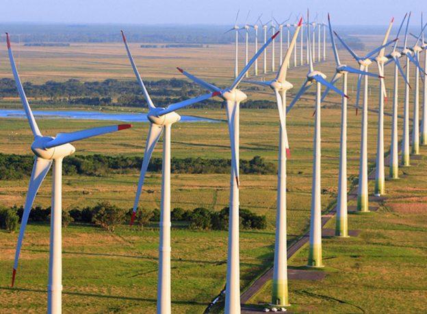 Brasil sobe no ranking de energia eólica